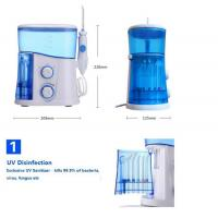 Buy cheap Wholesale price OEM CE RoHS approved dental cleaning water jet flosser for home from wholesalers