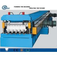 0.8-1.2mm 30KW Color Steel Metal Roll Forming Machine Floor Decking Tile Machine Manufactures