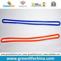 Standard Factory Supply Cheap PVC Red/Blue Luggage Tag Loop Manufactures