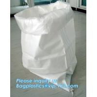 net bag with drawstring, woven bag with liner, bag wiht gueests, UV stable packing bag, shopping bag, BAGPLASTICS, PACK Manufactures