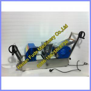China desktop dumpling skin making machine, dumpling wrapper making machine on sale