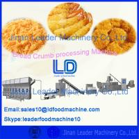 Widely used hot sale automatic bread crumb plant/processing line Manufactures