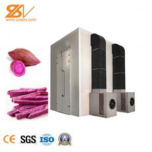 Stainless Steel Industrial Hot Air Dryer Machine Potato Dehydrator Machine Manufactures