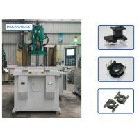 Servo Motor Injection Molding Machine / Bakelite Molding Machine With Rotary Table Manufactures