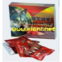 China King Wolf  Best Penis Pills on sale