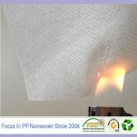 China Home textile fabric used for pillow cases flame retardant nonwoven fabric on sale
