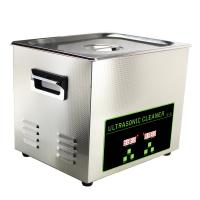 Buy cheap 10L Surgical / Dental Ultrasonic Digital Cleaner 28 KHz With Heating Device from wholesalers