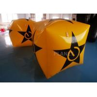 Buy cheap Inflatable Cube Water Floating Buoy With Logo, Race Maker Buoy For Water Sports from wholesalers