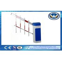 Clutch Device Toll Barrier Gate 1 - 6 Meters Aluminum Alloy Straight Arm Manufactures