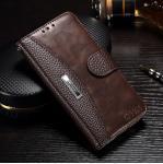 Press Print J3 Samsung Leather Wallet Case Vintage Litchi With Multi Colors Manufactures