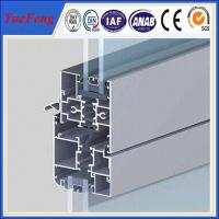 High quality extruded aluminum storm windows for sale Manufactures