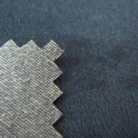 China Breathable suede fabric, PU coating, 57 or 58 inches width on sale