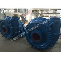 High Chrome Sand and Gravel Pump Manufactures
