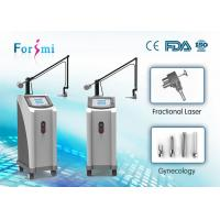 40W Glass Tube Acne Treatment and Skin Rejuvenation Fractional CO2 Laser Machine Manufactures