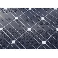 Hardness 1000 Voltage Silicon Solar Panels , 300 Watt Solar Panel SN-M300 DC Manufactures