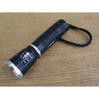Super Bright LED Flashlight S269 Zooming, Focusing Manufactures