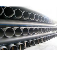 China Welding 110mm HDPE Pipe on sale
