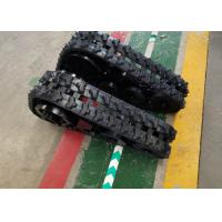 High Performance Rubber Track Undercarriage Manufactures