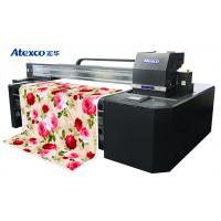VEGA 3180S High Speed Industrial Digital Textile Inkjet Printer Machine for Direct Printing on Fabric DTG Atexco Manufactures