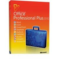 original MS project professional Microsoft Office 2010 Key Code , 32bit and 64bit version Manufactures