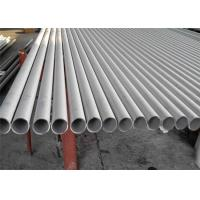 High Strength Stainless Steel Tubing ASTM A312 TP321H Steel Welded Tube Manufactures