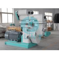 Cotton Stalk Rice Husk Pellet Making Machine Overload Safety Protection Manufactures