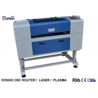 China Industrial Laser Engraving Machine For Cloth / Leather / Paper / Acrylic Cutting on sale