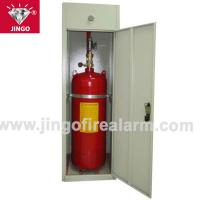 Fire gas extinguisher cabinet FM200 extinguishing systems 70kg Manufactures