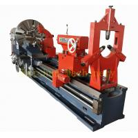 Metal Large Horizontal Lathe Machine Integrally Cast Lathe Bed Structure Manufactures
