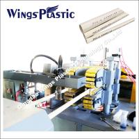 China 16mm-40mm Plastic PVC Conduit Pipe Extrusion Line / Double PVC Pipe Making Machine on sale