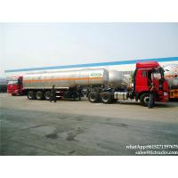 45000 stainless steel fuel tank 45000L oil tank truck trailer for africa  WhatsApp:8615271357675 Manufactures