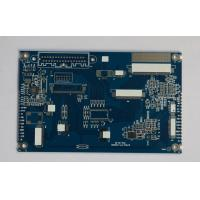 "Mixed Digital Single Power Supply PCB Board for Amplifier 2 Layers FR4 0.062"" PCB Manufactures"