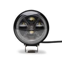 Round Blue BMW Angle Eye vehicle led work lamp 20V PC lens 7D HCW-L20289 Manufactures