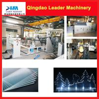 acrylic sheet, PMMA sheet making machine Manufactures