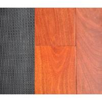 Santos Mahogany Radiant Heat Solid Wood Flooring Manufactures