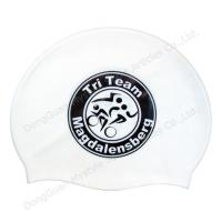Quality latex swim cap for sale