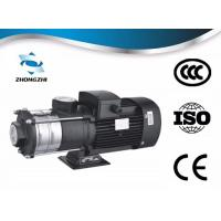 2-6 Stage Horizontal Multistage High Pressure Centrifugal Pump For Reverse Osmosis System Manufactures
