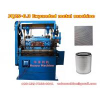 China Expanded Metal Mesh Machine 10 Years Warranty on sale