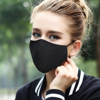 Cotton Reusable PM2.5 KN90 Particulate Filtering Mask Manufactures