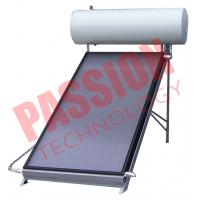 Energy Saving Flat Plate Solar Water Heater For Hot Water Heating 150L Manufactures