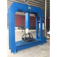 Hot sale!!! Forklift solid tire/OTR tire press machine TP300-Capacity 300TON