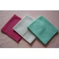 Waffle Microfiber Cleaning Towel Manufactures