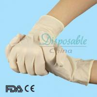 Disposable cheap latex examination gloves M 5.5g Manufactures