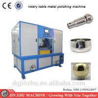 3000W Automatic Polishing Machine With 2000*1200*1500mm Rotary Table