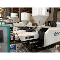 China Clear Plastic Injection Moulding Machine Two Color For Making Teeth Brush on sale