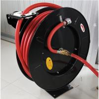 Industrial Pope Retractable Hose Reel Long Durability Wall Mountable Manufactures