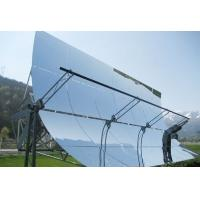 Parabolic Groove Solar Mirror Glass Manufactures