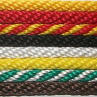 General Purpose 6mm-12mm nylon solid braid utility rope Manufactures