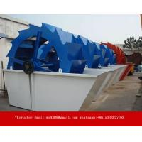 Industry Wheel Sand Ore Washing Machine Stable Operation Sealed Bearing Manufactures