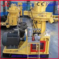 China JC wood pellet machine price on sale
